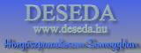 DESEDA weboldala